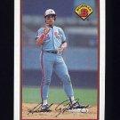 1989 Bowman Baseball #365 Andres Galarraga - Montreal Expos