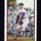 1989 Bowman Baseball #341 Orel Hershiser - Los Angeles Dodgers