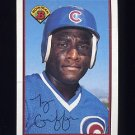 1989 Bowman Baseball #289 Ty Griffin - Chicago Cubs
