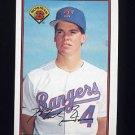 1989 Bowman Baseball #233 Monty Fariss - Texas Rangers ExMt