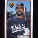 1989 Bowman Baseball #072 Harold Baines - Chicago White Sox