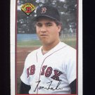 1989 Bowman Baseball #020 Tom Fischer - Boston Red Sox