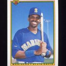 1990 Bowman Baseball #479 Alvin Davis - Seattle Mariners