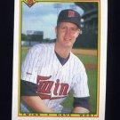 1990 Bowman Baseball #413 Dave West - Minnesota Twins