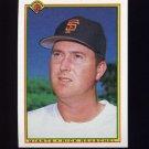 1990 Bowman Baseball #223 Rick Reuschel - San Francisco Giants