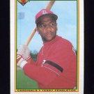 1990 Bowman Baseball #197 Terry Pendleton - St. Louis Cardinals