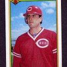 1990 Bowman Baseball #057 Hal Morris - Cincinnati Reds