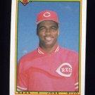 1990 Bowman Baseball #045 Jose Rijo - Cincinnati Reds