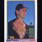 1991 Bowman Baseball #639 Bud Black - San Francisco Giants
