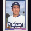 1991 Bowman Baseball #591 Bob Ojeda - Los Angeles Dodgers