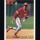 1993 Bowman Baseball #610 Roberto Kelly - Cincinnati Reds
