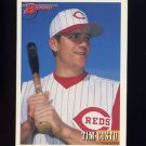 1993 Bowman Baseball #314 Tim Costo - Cincinnati Reds