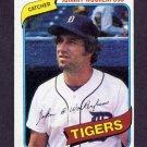 1980 Topps Baseball #336 Johnny Wockenfuss - Detroit Tigers