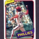 1980 Topps Baseball #052 Warren Brusstar - Philadelphia Phillies