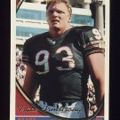 1994 Topps Football #644 Trace Armstrong - Chicago Bears