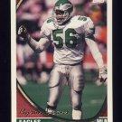 1994 Topps Football #640 Byron Evans - Philadelphia Eagles