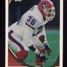1994 Topps Football #632 Carwell Gardner - Buffalo Bills