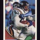 1994 Topps Football #625 Steve Jordan - Minnesota Vikings