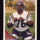 1994 Topps Football #597 Chris Hinton - Minnesota Vikings