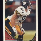 1994 Topps Football #582 Chad Brown - Pittsburgh Steelers