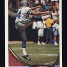 1994 Topps Football #562 Rick Tuten - Seattle Seahawks