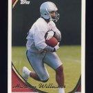 1994 Topps Football #526 Harvey Williams - Los Angeles Raiders