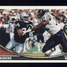 1994 Topps Football #499 Anthony Smith - Los Angeles Raiders