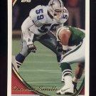 1994 Topps Football #497 Darrin Smith - Dallas Cowboys