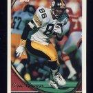 1994 Topps Football #491 Eric Green - Pittsburgh Steelers