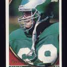 1994 Topps Football #456 Burt Grossman - Philadelphia Eagles