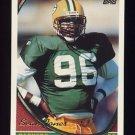 1994 Topps Football #434 Sean Jones - Green Bay Packers