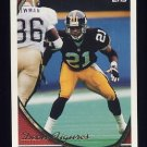 1994 Topps Football #404 Deon Figures - Pittsburgh Steelers
