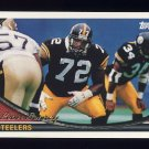 1994 Topps Football #378 Leon Searcy - Pittsburgh Steelers