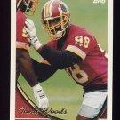 1994 Topps Football #366 Tony Woods - Washington Redskins