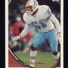 1994 Topps Football #351 Michael Barrow - Houston Oilers