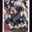 1994 Topps Football #350 Randall McDaniel - Minnesota Vikings