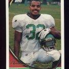 1994 Topps Football #342 Anthony Johnson - New York Jets