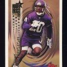 1994 Topps Football #309 Dewayne Washington RC - Minnesota Vikings