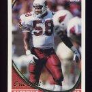 1994 Topps Football #298 Eric Hill - Arizona Cardinals
