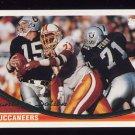 1994 Topps Football #289 Santana Dotson - Tampa Bay Buccaneers