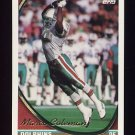 1994 Topps Football #287 Marco Coleman - Miami Dolphins