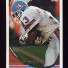 1994 Topps Football #248 Rod Bernstine - Denver Broncos