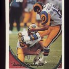 1994 Topps Football #244 Tony Zendejas - Los Angeles Rams