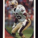1994 Topps Football #221 Vince Buck - New Orleans Saints