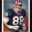 1994 Topps Football #209 Pete Metzelaars - Buffalo Bills