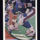 1994 Topps Football #207 Howard Cross - New York Giants