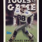 1994 Topps Football #203 Michael Irvin TOG - Dallas Cowboys