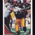1994 Topps Football #178 Dermontti Dawson - Pittsburgh Steelers