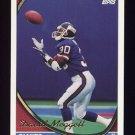 1994 Topps Football #175 Dave Meggett  - New York Giants
