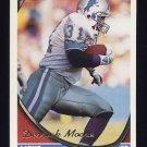 1994 Topps Football #153 Derrick Moore - Detroit Lions